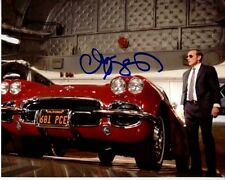 CLARK GREGG Signed AGENTS OF S.H.I.E.L.D. 1962 CHEVROLET CORVETTE Photo