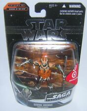 Star Wars Saga Collection Demise of General Grievous Target Exclusive!
