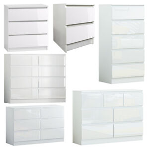 White Chest Chests Of Drawers For