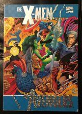 The X-Men vs the Avengers TPB (First Print) 1993