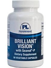 Progressive Labs Brilliant Vision with Seanol-P 90 vcap
