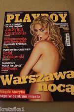 Playboy 11/2009 Magda Muzyka, Margerita Waldmann SHAKIRA, KRAFTWERK,