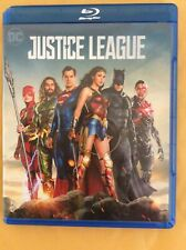 Justice League (Blu-ray Only)