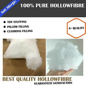 Stuffing Toy Hollowfibre Virgin Polyester Filling Soft Teddy Bear Cushion Pillow