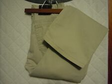 "Khaki Levi's Strauss & Co Silver Tab Flare SIZE 29"" X 27"" Great Condition L@@K"