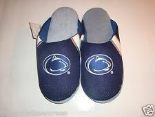NCAA PSU Penn State Team Jersey Indoor/Outdoor Slippers ~ Size XL (13-14)