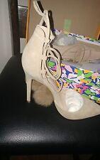 Brand New Shoe Republic LA Kiola Heels Nude Color. Size 7.5