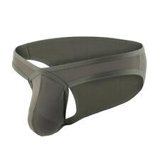 Malla Para Hombre Cintura Baja Bikini Ropa Interior Calzoncillos Calzoncillos Bulto Bolsa 8 Colores