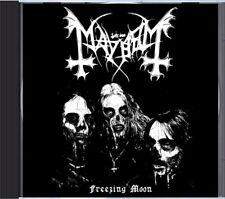 "MAYHEM ""Freezing Moon"" Black Metal DARKTHRONE BATHORY"