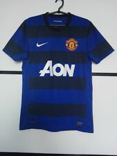 Manchester United third football shirt jersey 2012 2013 size S small