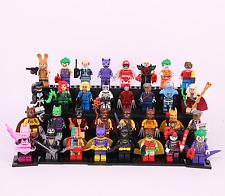 32 Pcs Set Super Hero Dc comics Batman Joker Robin custom Lego minifigure