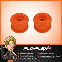 BMW E46 Suspension Bushes 3 Series Front Wishbone 66mm Rear Bushes in Poly