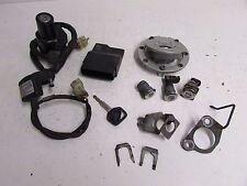 Honda NT650 NT 650 V4 V5 2004 2005 Hiss Immobilised Lock Set CDI ECU Ignition
