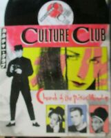 """CULTURE CLUB ~ Church Of The Poison Mind ~ 12"""" Single PS"""