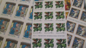 US Discount Postage 200x 32c self stick stamps MNH Face $64.00