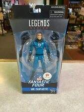 "Hasbro Marvel Legends 6"" Figure NIP NEW - EXCLUSIVE WALGREENS MR. FANTASTIC"