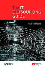 The IT Outsourcing Guide by Aalders, Rob, Good Book (Hardcover) FREE & Fast Deli