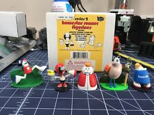 Homestar Runner Figurines Series 2 Homestar Strong Bad And More Mint