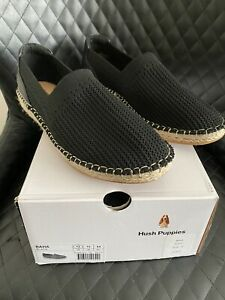 Bnib Baha Shoes By Hush Puppies In Black Size 12