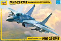 1:72 Zvezda #7309 -  Russian Fighter MIG-29 SMT - Neuheit !