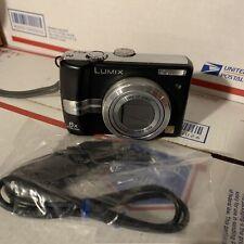 Lumix Panasonic DMC-LZ6 Digital Camera 7.2 Mega Pixels