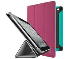Belkin iPad 4, 3, 2 Pro Color Duo Tri-Fold Folio Case/Cover With Stand - Pink