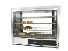 BRAND NEW ELECTRIC COUNTER TOP HEATED DISPLAY CABINET / PIE WARMER / FOOD WARMER