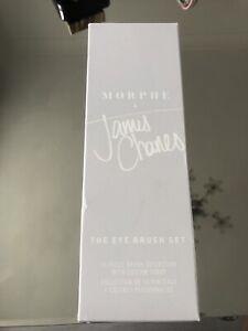BNIB Morphe X James Charles The Eye Brush Set 13 Piece Makeup Brushes Genuine