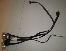 Lenovo P410 Thinkstation Workstation Front USB Audio Media Card Panel 04X2720