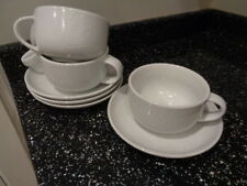 JAMIE OLIVER JME SET OF FOUR COMFY CUPS AND SAUCERS