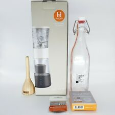 Nuvo Home Cold Brew Set All Spoon Filter Temper Bottle 15 OZ Dutch Coffee K Cafe