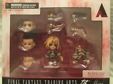 *NEW* Final Fantasy IX: Zidane Tribal Trading Arts Kai #14 Mini Figure by Square