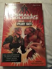 Small Soldiers Colorforms Play Set 1998