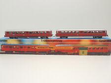 Märklin Hamo 8376 DC, Triebwagenzug der DB, 1./2.KLasse, + 2.Klasse,  OVP