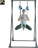 KT Dedicated Stand Frame for Aerial Yoga Foldable. Foldable Yoga Swing Stand