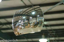 """Security Convex Safety Mirror Frameless 24""""L X 36""""W Lighter Weight Made In Usa"""