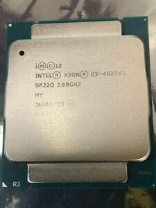 Intel Xeon Ten-Core E5-4627v3 2.60Ghz 25MB LGA2011-3 Server CPU Processor SR22Q