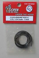COOLANT HOSE 1:24 1:25 GOFER RACING CAR MODEL ACCESSORY 16203
