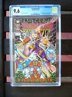 Youngblood # 2 CGC 9.6 NM+ 1st appearance of Shadowhawk & Prophet