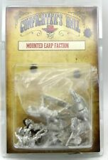 Knuckleduster KDM-12101 Mounted Earp Faction (Gunfighter's Ball) Old West Heroes