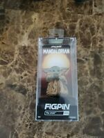 The Child Figpin 510 Star Wars The Mandalorian FigPin New Sealed Fig Pin