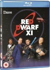 RED DWARF (2016): XI - TV SERIES 11  - Sci-Fi, Comedy, Smeg Heads! - NEW BLU-RAY