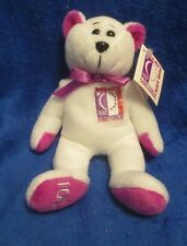 Relay For Life Coraggio Bear Cancer Research 2001 2nd Edition  8""