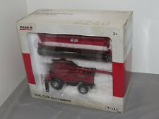 Sharp CASE IH 8240 Combine 1:32 Scale NIB Ertl New in Box with two Heads!
