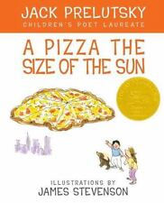 A Pizza the Size of the Sun-ExLibrary