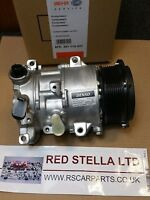New HELLA Air Conditioning Compressor 8FK 351 114-421 TOYOTA CAMRY 2.4 VVTi