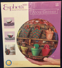 Esphera 360 Anne Geddes Babies 3D Plastic Puzzle Ball 540 Pc Used ++ Complete