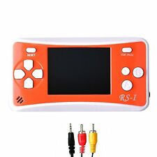 RS-1 Game Prince 8-Bit Retro NES Games Portable Handheld Console Orang famiclone