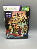 Kinect Adventures ( Xbox 360, 2010) Requires Kinect Sensor C