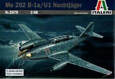 ITALERI 1/48 Messerschmitt Me262 B-1a/U-1 # 2679